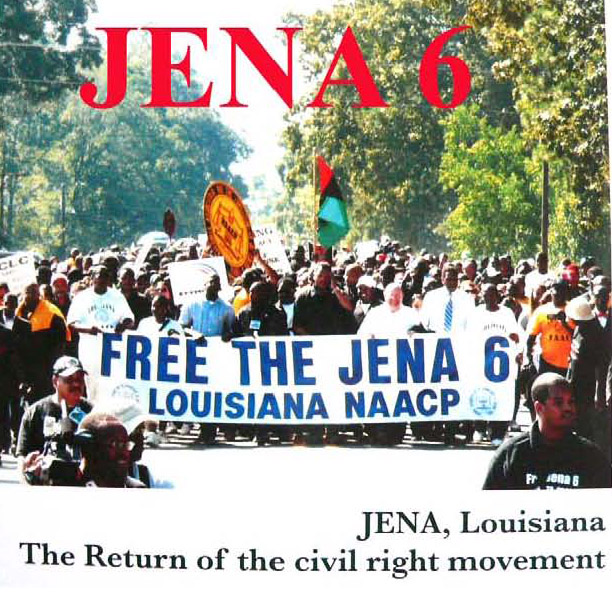 JENA 6 - Rebirth of the Civil Rights Movement