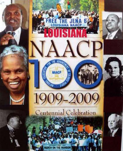 History of the Louisiana NAACP