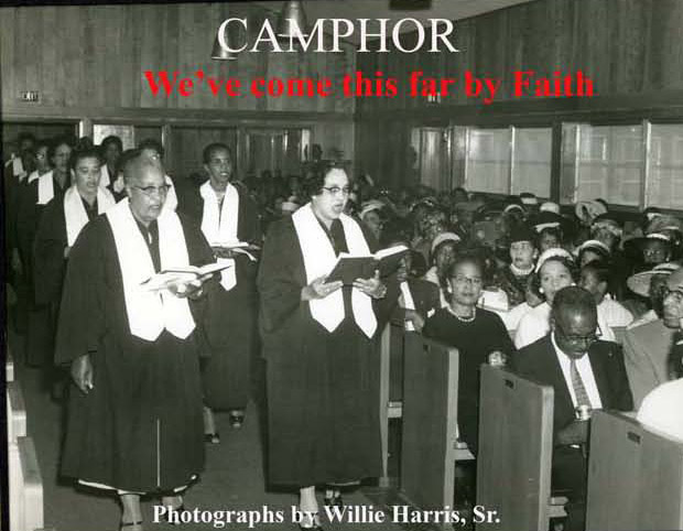 Camphor We've come this far by Faith